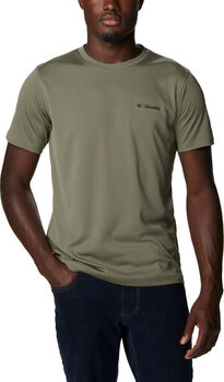 Columbia Zero Rules t-shirt Heren Groen