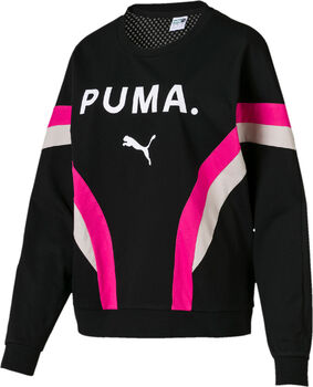 Puma Chase longsleeve Dames Zwart