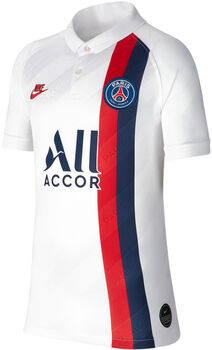 Nike Paris Saint-Germain Stadium jr shirt 2019-2020 Wit