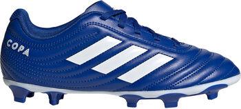 adidas Copa 20.4 Firm Ground kids voetbalschoenen  Blauw