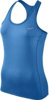 Nike Contour top Dames Blauw