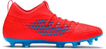 Puma Future 19.3 Netfit FG/AG voetbalschoenen Heren Rood