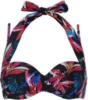 pad wired big size bikini top