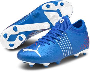 Puma Future Z 4.2 FG/AG voetbalschoenen Heren Blauw