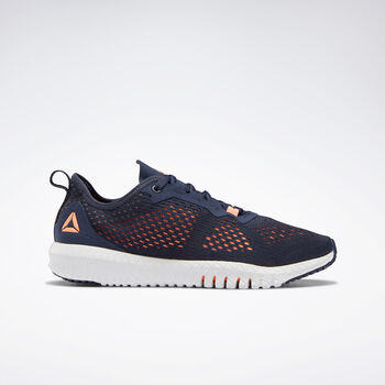 Reebok Flexagon fitness schoenen Dames Blauw