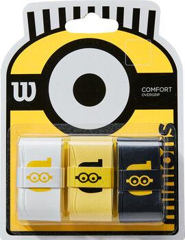 Wilson Minions Pro Overgrip Geel
