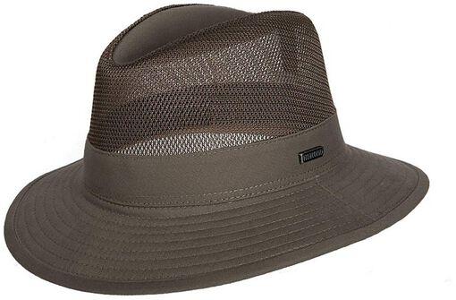 Hatland - Greenville hoed - Unisex - Petten, Hoeden en Mutsen - Groen - L