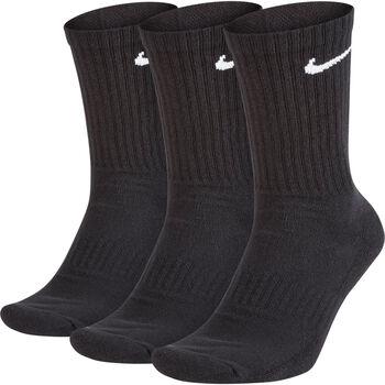 Nike Everyday Cushion Crew sokken Zwart