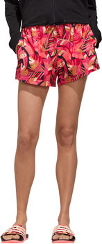 adidas Women x Farm Short Dames Rood
