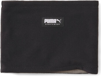 Puma Reversible Fleece nekwarmer Zwart