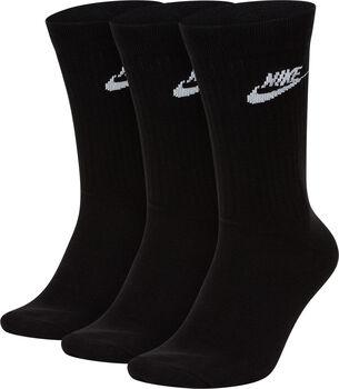 Nike Sportswear Everyday Essential sokken Zwart
