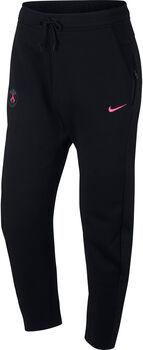 Nike PSG Tech Fleece broek Heren Zwart