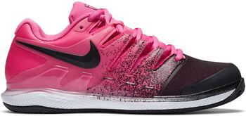 Nike Air Zoom Vapor X Clay tennisschoenen Dames Rood