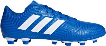 ADIDAS Nemeziz 18.4 FXG voetbalschoenen Blauw