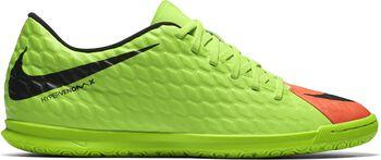 Nike HypervenomX Phade III zaalvoetbalschoenen Groen