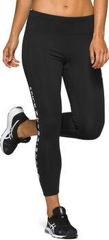 ASICS Katakana Crop legging Dames Zwart