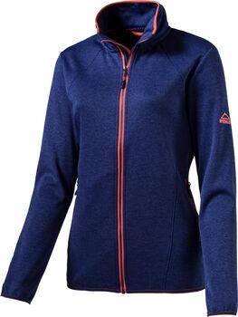 McKINLEY Roto II stretch fleece vest Dames Blauw