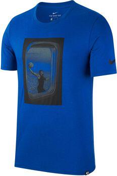 Nike Dry KD Freq Flyer shirt Heren Blauw