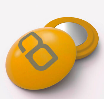 GATO Race Number magneetjes Oranje