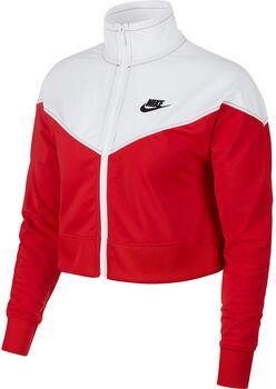 Nike Sportswear Track jack Dames Rood