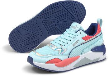 Puma X-Ray Square Iri sneakers Dames Blauw