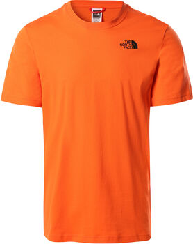 The North Face Red Box shirt Heren Oranje