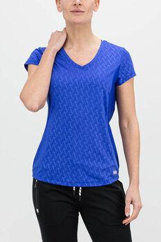 Sjeng Sports Agnella t-shirt Dames Blauw