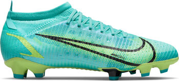 Nike Mercurial Vapor 14 Pro FG voetbalschoenen Blauw