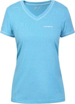 Icepeak Beasley shirt Dames Blauw
