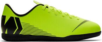Nike Mercurial VaporX 12 Club jr zaalvoetbalschoenen Geel