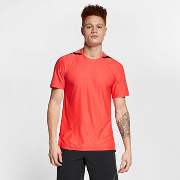 Nike Dry Tech Pack shirt Heren Oranje
