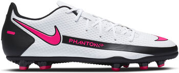 Nike Phantom GT Club FGMG voetbalschoenen Heren Wit