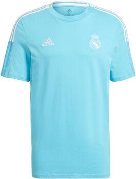 adidas Real Madrid T-shirt Heren Oranje