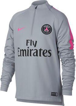 Nike Dry Paris Saint-Germain Squad shirt Jongens Zwart