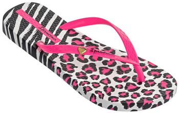 Ipanema Animal Print slippers Dames Wit