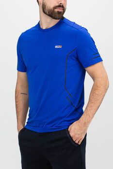 Sjeng Sports Duke t-shirt Heren Blauw
