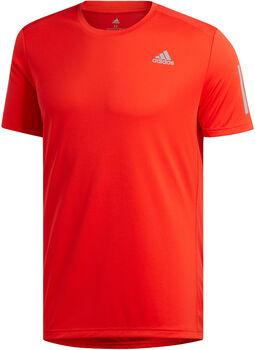 ADIDAS Own the Run shirt Heren Rood