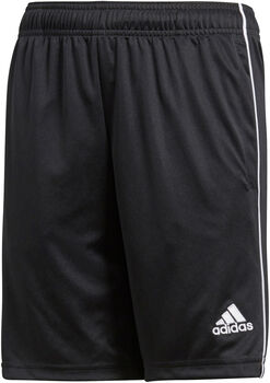 adidas Core18 short Jongens Zwart