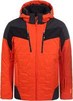Icepeak Carson ski-jack Heren Oranje