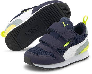 Puma R78 kids sneakers Jongens Blauw