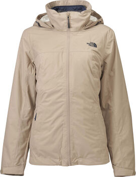 The North Face Arashi Triclimate jack Dames Ecru
