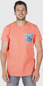 Brunotti Axle-Pkt-AO t-shirt Heren Roze
