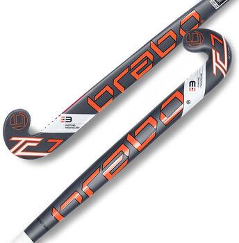 Brabo TC-7.24 hockeystick Heren Zwart