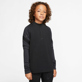 Nike Dri-FIT Strike kids top Zwart