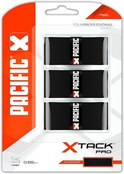 Pacific PC X Tack Pro tennis overgrip Zwart