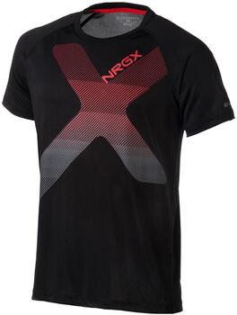 ENERGETICS Massimo shirt Heren Zwart
