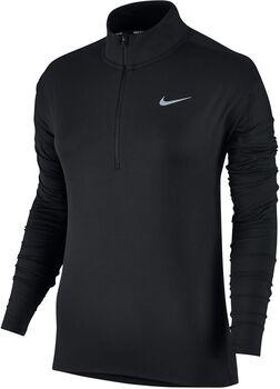 Nike Dry Running longsleeve Dames Zwart