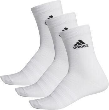 adidas sokken 3 Paar Heren Wit