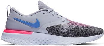 Nike Odyssey React Flyknit 2 hardloopschoenen Dames Paars