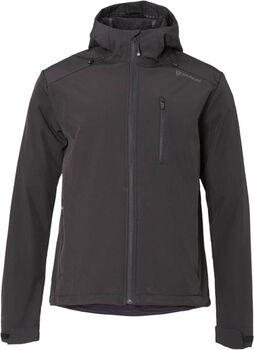 Brunotti Mib Softshell jas Heren Zwart